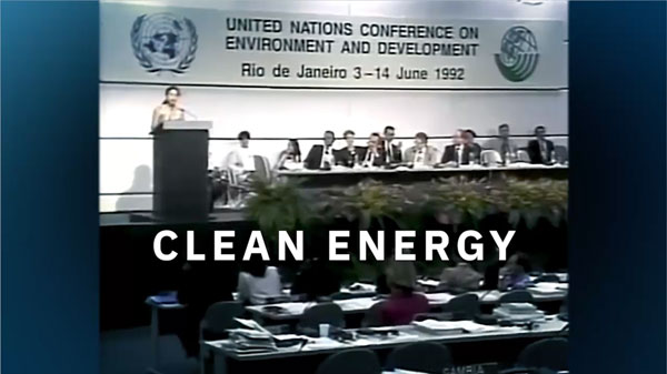 Trailer Still: Environmental Congress