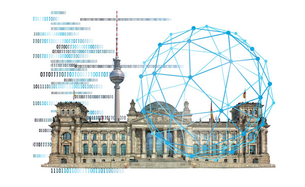 Illustration of Berlin